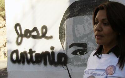 Aracely Rodríguez lleva casi cinco años luchando por justi...