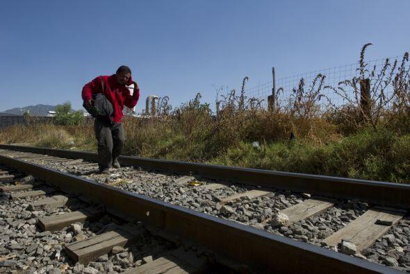 Tras la tragedia de la masacre de migrantes de Tamaulipas, el gobierno m...