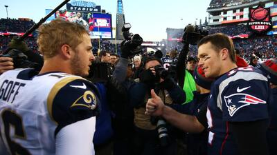 Patriots ante Rams en el Super Bowl LIII, el choque del pasado contra el futuro