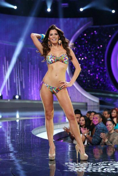 Esta boricua es una reina en su tierra, en el 2011 se coronó como Miss P...