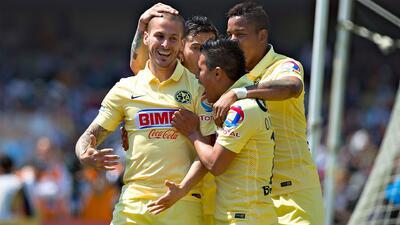 Pumas 0-1 América: Benedetto domó a los Pumas y da el liderato a las Águ...