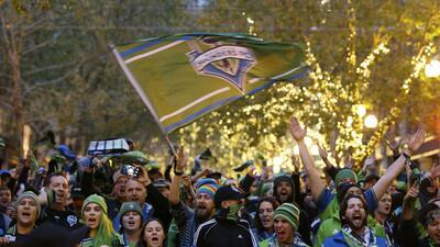 Así se vivió el triunfo de Seattle Sounders sobre Sporting Kansas City en la MLS
