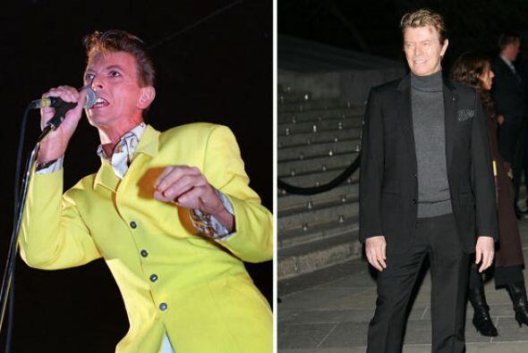 Desde el inicio de su carrera Bowie fue un innovador y su estilo arriesg...