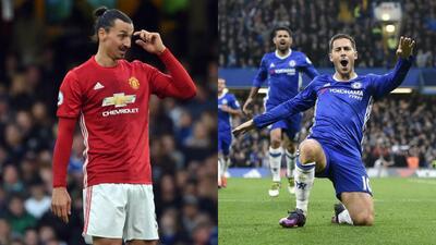El cielo de Chelsea y el infierno de Manchester United en un solo partido