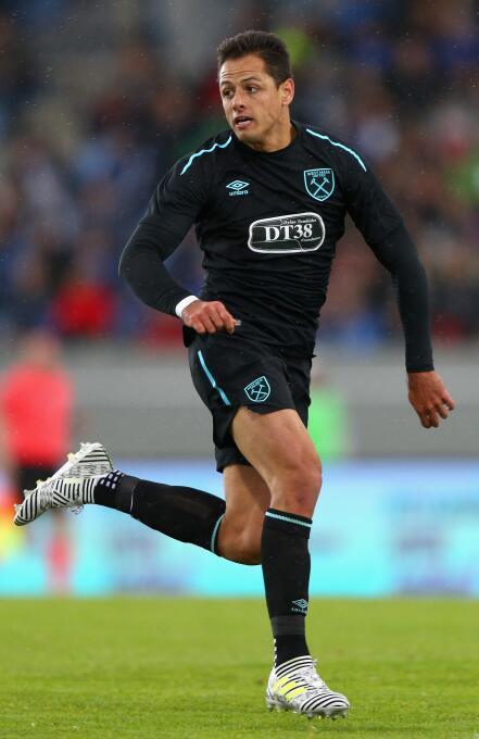 Javier Hernández (West Ham United): el 'Chicharito' regresa a la...