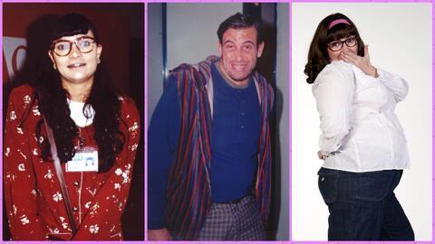 Recuerda las mejores caracterizaciones de las telenovelas