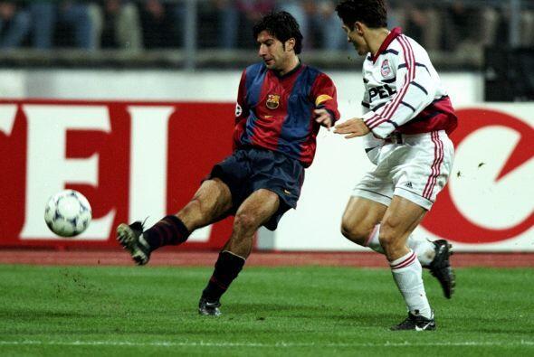 La afición de Barcelona jamás se lo perdonó y es un...