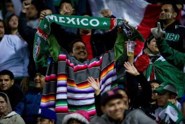 En los últimos cinco Mundiales, el Tri no ha perdido uno solo de los par...