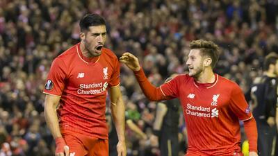 Liverpool no pudo amarrar el triunfo