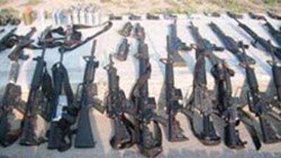 Ejército decomisó importante arsenal en Matamoros, Tamaulipas 09bcc5181b...