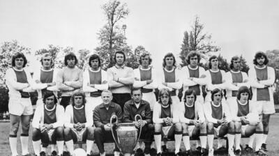 ¿Por qué Ajax es un grande en Champions? Estas leyendas son la mejor respuesta