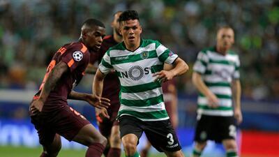¿Menos oportunidades para Moreno? Roma ficha a Jonathan Silva