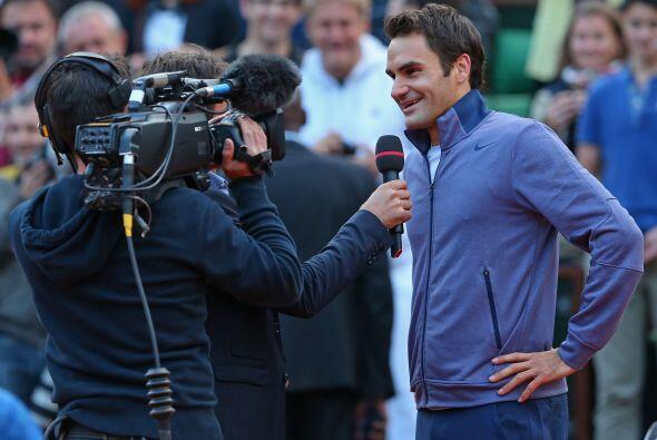Al conseguir 900 victorias en el circuito, Federer se suma a las &uacute...