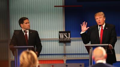 Kasich y Bush atacan duramente el plan migratorio de Trump trump3.jpg