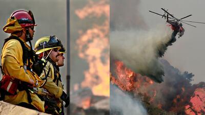 Aumentan los muertos en el incendio en el condado de Butte en California