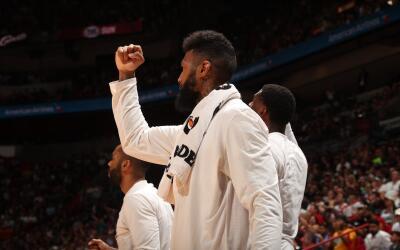 Miami Heat sigue con vida