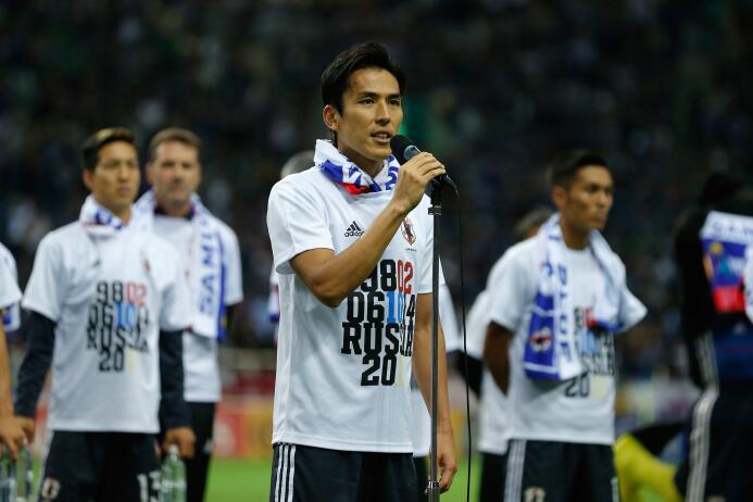 Japón: el capitán Makoto Hasebe votó por Cristiano Ronaldo y Antonio Con...