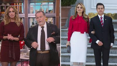 ¿Por qué El Gordo está seguro que el matrimonio de 'La gaviota' y Enrique Peña Nieto fue arreglado?
