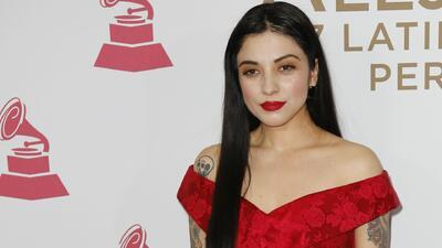 Así ha sido la carrera de Mon Laferte, nominada en 2018 a Mejor Canción del Año en Latin GRAMMY