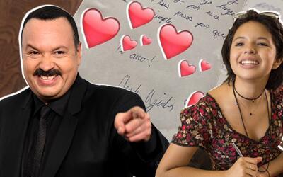 Ángela Aguilar escribió una carta a su papá con motivo del Día del Padre.