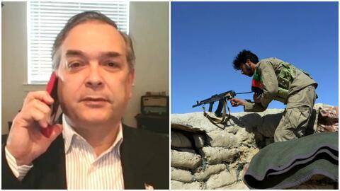 """Evelio Otero: """"No hemos prestado la atención militar necesaria para elim..."""