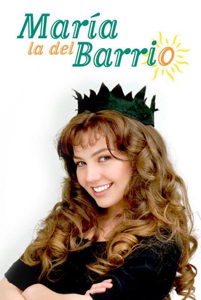 """La exitosa historia de """"María la del Barrio"""" podría volver a la pantalla..."""