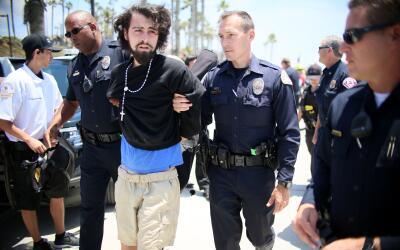 La Policía de San Diego quiso realizar más arrestos relaci...