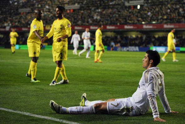 Los reclamos no sirvieron de nada y el tiempo se acabó. Real Madrid volv...