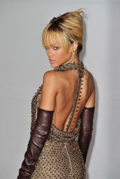 La cantante colaboró con Paul McCartney y Kanye West el tema 'Four, Five...