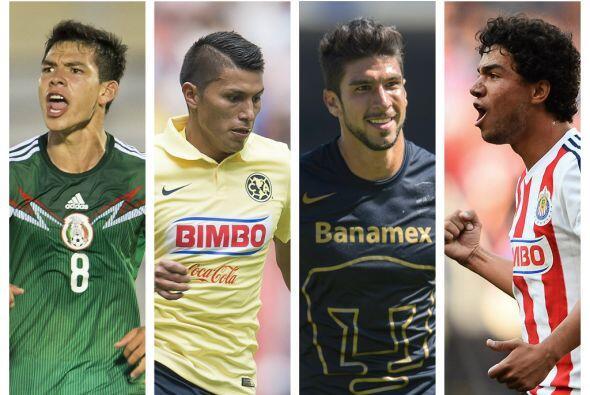 Miguel Herrera, técnico de México, tendrá que ampliar si baraja de jugad...