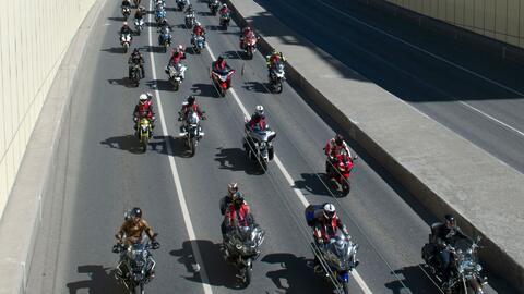 'Comparte el camino', campaña para disminuir la muerte de motociclistas...