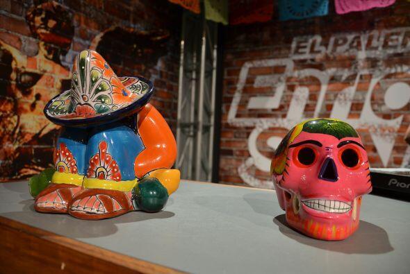 El folklore mexicano está muy presente en cada detalle de este innovador...