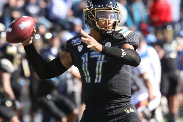 3. Brett Hundley, UCLA (AP-NFL).