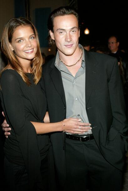 Hasta que Tom Cruise apareció en la vida de Katie y se enamoró de él a p...