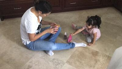 #DAElReality: Así fue la sesión de fotos de baby Giulietta previa a su cumple
