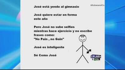 """Se Inteligente, se como Jose"", el meme que se vuelve viral"