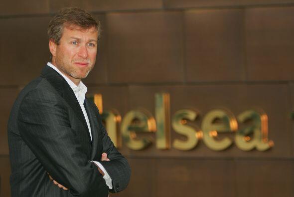 Otra venta positiva fue la del Chelsea al magnate petrolero Roman Abramó...
