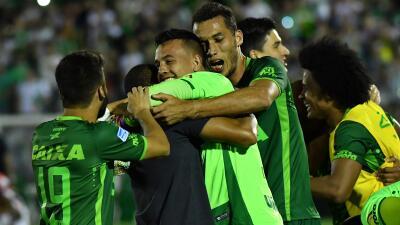 Chapecoense jugará en Curitiba la final de la Copa Sudamericana ante el Atlético Nacional