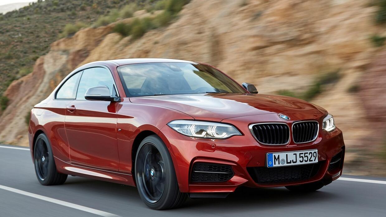 BMW M240i Coupé 2018