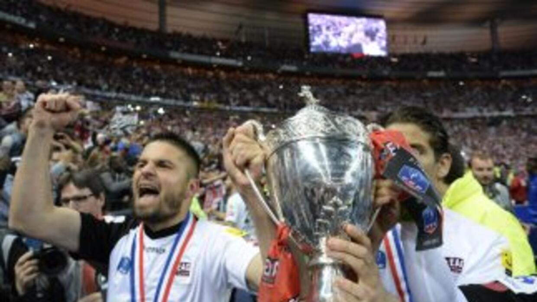 ElGuingamp fue el sorpresivo campeón de la Copa de Francia en 2009.