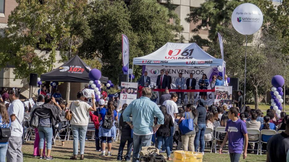 2a edición anual de Feria de Educación en Fresno State.