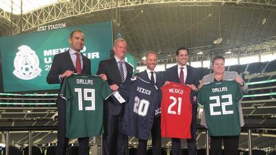 El Tri es Vaquero: el estadio de los Cowboys será casa de la Selección Mexicana hasta el 2022