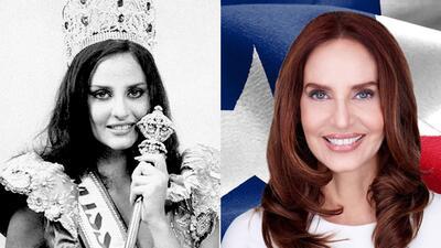 Una ex Miss Venezuela republicana aspira ser la primera congresista hispana por Texas