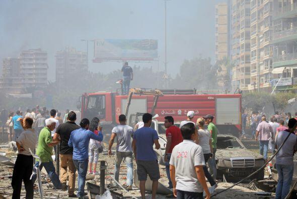 Una de las explosiones fue cerca de la casa del ex jefe de la policía As...