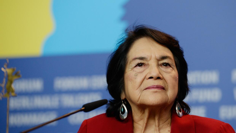 Dolores Huerta: La guerra abierta de los republicanos contra latinos e i...