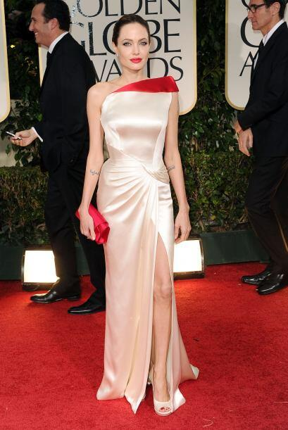Las mejores críticas se las llevó el vestido rojo Atelier...