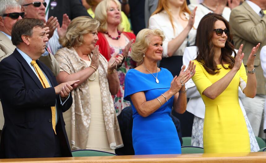 Los 50 mejores vestidos que usó Kate Middleton en 2016 GettyImages-54530...
