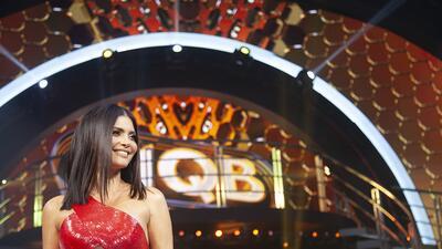 Rojo pasión: Chiquinquirá 'encendió' la semifinal de Mira Quién Baila con este look