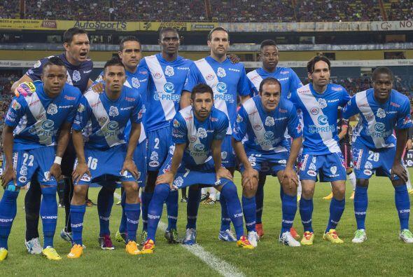 -Descenso U de G, Veracruz y Puebla terminaron el Apertura 2014 empatado...
