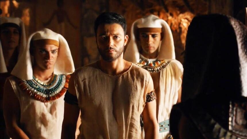 En fotos: así fue como José les reveló su verdadera identidad a sus herm...